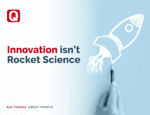 Innovation isn't rocket science